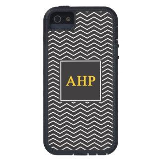 Alpha Eta Rho   Chevron Pattern iPhone 5 Covers