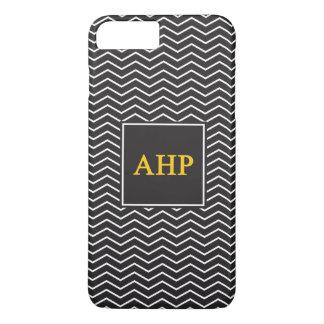 Alpha Eta Rho   Chevron Pattern iPhone 8 Plus/7 Plus Case