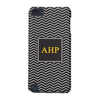Alpha Eta Rho   Chevron Pattern iPod Touch 5G Case