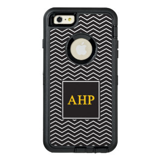 Alpha Eta Rho   Chevron Pattern OtterBox Defender iPhone Case