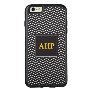 Alpha Eta Rho | Chevron Pattern OtterBox iPhone 6/6s Plus Case