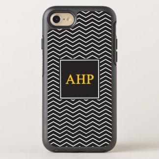 Alpha Eta Rho   Chevron Pattern OtterBox Symmetry iPhone 8/7 Case