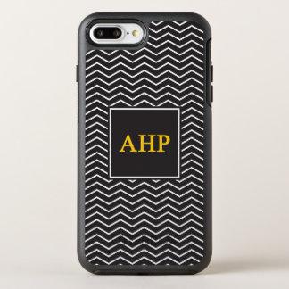 Alpha Eta Rho   Chevron Pattern OtterBox Symmetry iPhone 8 Plus/7 Plus Case