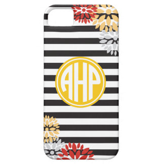 Alpha Eta Rho   Monogram Stripe Pattern iPhone 5 Covers