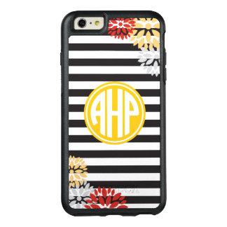 Alpha Eta Rho   Monogram Stripe Pattern OtterBox iPhone 6/6s Plus Case