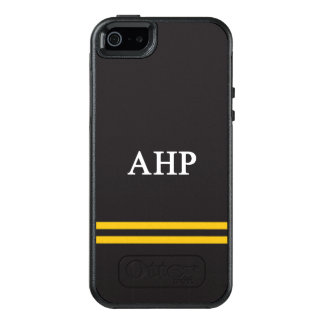 Alpha Eta Rho   Sport Stripe OtterBox iPhone 5/5s/SE Case