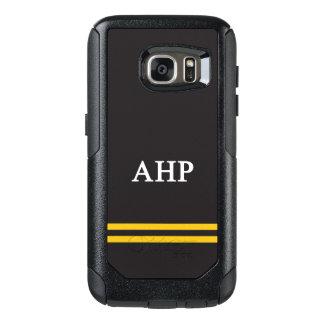 Alpha Eta Rho   Sport Stripe OtterBox Samsung Galaxy S7 Case