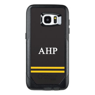 Alpha Eta Rho   Sport Stripe OtterBox Samsung Galaxy S7 Edge Case
