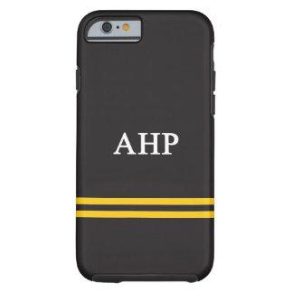 Alpha Eta Rho   Sport Stripe Tough iPhone 6 Case