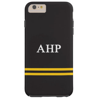 Alpha Eta Rho   Sport Stripe Tough iPhone 6 Plus Case