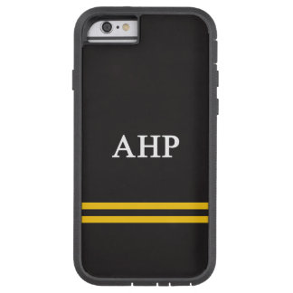 Alpha Eta Rho   Sport Stripe Tough Xtreme iPhone 6 Case