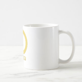 Alpha Female Gold Coffee Mug