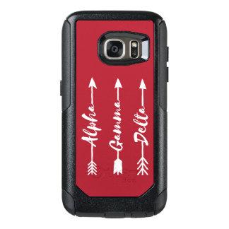 Alpha Gamma Delta Arrow OtterBox Samsung Galaxy S7 Case
