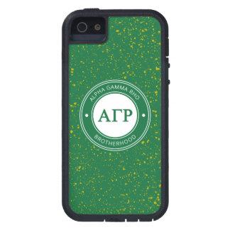 Alpha Gamma Rho | Badge iPhone 5 Covers