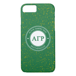 Alpha Gamma Rho | Badge iPhone 8/7 Case