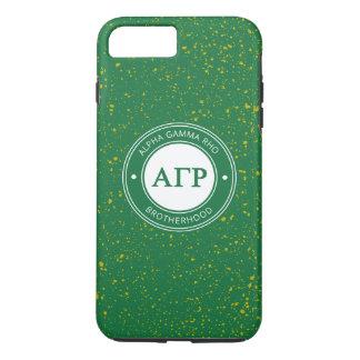 Alpha Gamma Rho | Badge iPhone 8 Plus/7 Plus Case