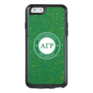 Alpha Gamma Rho | Badge OtterBox iPhone 6/6s Case