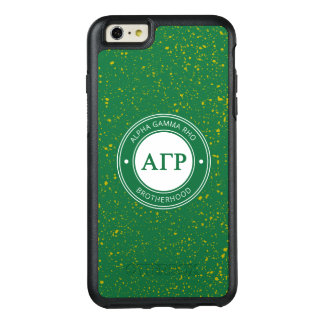 Alpha Gamma Rho | Badge OtterBox iPhone 6/6s Plus Case