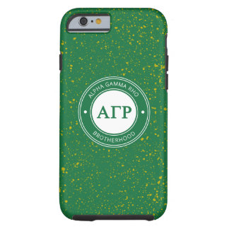 Alpha Gamma Rho | Badge Tough iPhone 6 Case