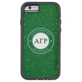 Alpha Gamma Rho | Badge Tough Xtreme iPhone 6 Case