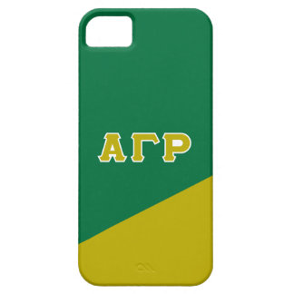 Alpha Gamma Rho | Greek Letters Case For The iPhone 5