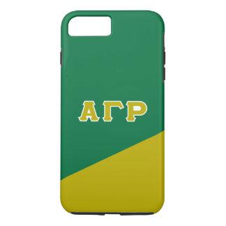 Alpha Gamma Rho | Greek Letters iPhone 8 Plus/7 Plus Case