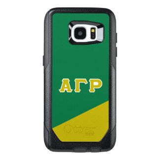 Alpha Gamma Rho | Greek Letters OtterBox Samsung Galaxy S7 Edge Case