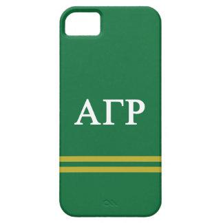Alpha Gamma Rho | Sport Stripe iPhone 5 Case