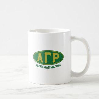 Alpha Gamma Rho | Vintage Coffee Mug