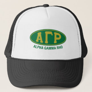 Alpha Gamma Rho | Vintage Trucker Hat