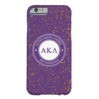 Alpha Kappa Lambda | Badge Barely There iPhone 6 Case