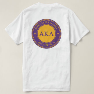 Alpha Kappa Lambda | Badge T-Shirt