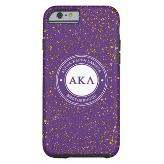 Alpha Kappa Lambda | Badge Tough iPhone 6 Case