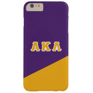 Alpha Kappa Lambda | Greek Letters Barely There iPhone 6 Plus Case