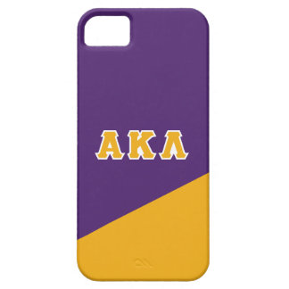 Alpha Kappa Lambda | Greek Letters iPhone 5 Cover