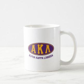 Alpha Kappa Lambda | Vintage Coffee Mug
