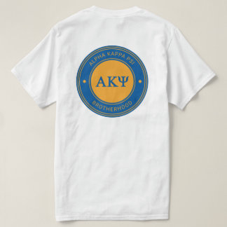 Alpha Kappa Psi | Badge T-Shirt