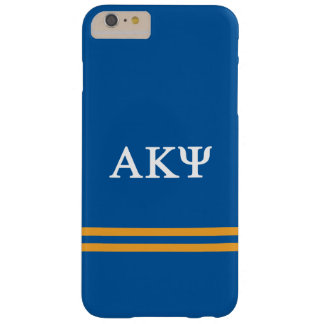 Alpha Kappa Psi | Sport Stripe Barely There iPhone 6 Plus Case