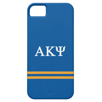 Alpha Kappa Psi | Sport Stripe iPhone 5 Cover
