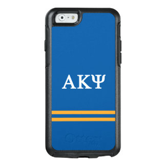 Alpha Kappa Psi   Sport Stripe OtterBox iPhone 6/6s Case