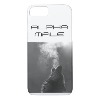 ALPHA MALE iPhone 7 cover