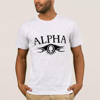 ALPHA Men's Basic American Apparel T-Shirt