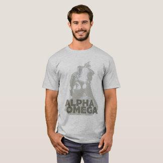 Alpha Omega Haile Selassie Empress Menen T-shirt