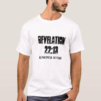 Alpha/Omega Offroad REVELATION shirt (front)