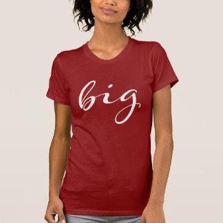 Alpha Omicron Pi Big Script T-Shirt