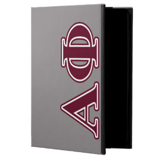 Alpha Phi Bordeaux Letters iPad Air Case