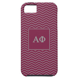 Alpha Phi | Chevron Pattern Case For The iPhone 5