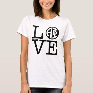 Alpha Phi | Love T-Shirt