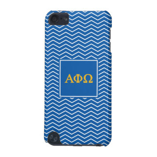 Alpha Phi Omega | Chevron Pattern iPod Touch (5th Generation) Case