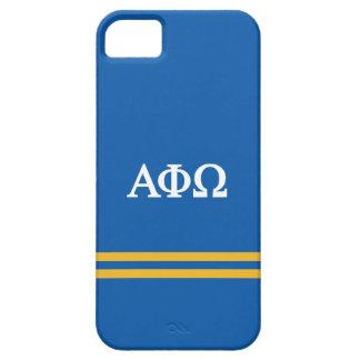 Alpha Phi Omega | Sport Stripe iPhone 5 Cases